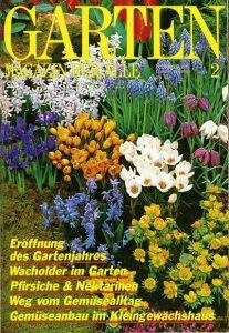 GARTEN – Magazin für alle, 1989
