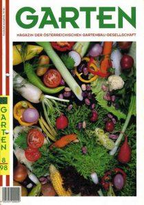 GARTEN – Magazin der ÖGG, 1998