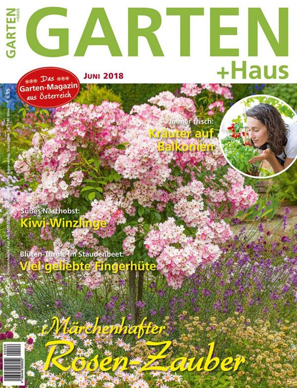 Garten+Haus Juni 2018 - ÖGG